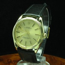 Rolex Oyster Perpetual 14kt 585 Gold Automatic Herrenuhr / Ref...