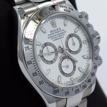 Rolex Daytona 116520 Cosmograph Steel Oyster White Dial mint...