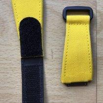 Richard Mille RM61 Yellow Velcro Strap