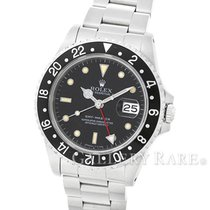 "롤렉스 (Rolex) GMT-Master II Stainless Steel 40MM ""N Series"""