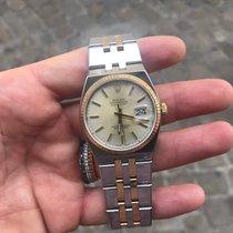 Rolex Datejust Date 17013 Oro Acciaio Gold Oysterquartz