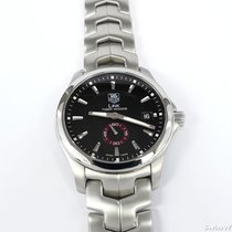 TAG Heuer Link Tiger Woods Automatic Black Dial
