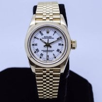 Rolex 18k Yellow Gold Oyster Perpetual Ladies 67188