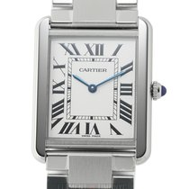 Cartier Tank Collection Tank Solo Stainless Steel  27mm