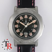 Corum Admiral's Cup New  33mm, box+papers