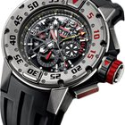 Richard Mille Men's Collection Chronograph Diver's RM...
