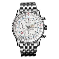 Breitling Navitimer World Stainless Steel Bracelet