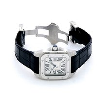 Cartier Santos 100 Medium Size