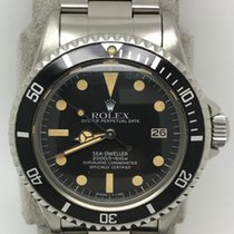 勞力士 (Rolex) 1665 Great White Sea Dweller Great Condition Dial
