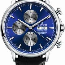 Edox Les Bémonts Chronograph Automatik 01120 3 BUIN