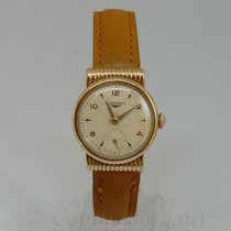 Longines Ladies 18k solid gold Vintage