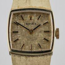 Rolex , Vintage, Ladies, 14K Yellow Gold, Manual, 30.20 Grams