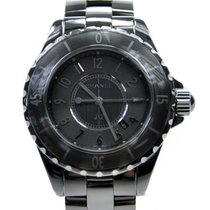 Chanel J12 J12 Ceramics Dark Grey Quartz H2978