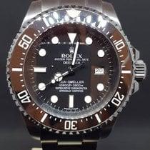 Rolex Sea-Dweller Deepsea PVD