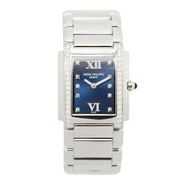 百達翡麗 (Patek Philippe) Twenty-4 Stainless Steel With Diamonds...
