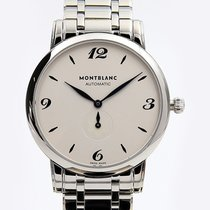 Montblanc Star 39 Automatic Silver Dial