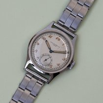 Patek Philippe EXTREMELY RARE AND IMPORTANT CALATRAVA REF 565...