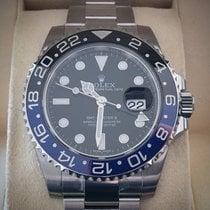 Rolex GMT Master II 116710 BLNR (24/11/2015)- NEUVE- FULL STICKEE