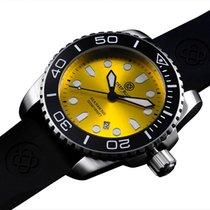 Deep Blue Sea Ram 500 Diving Watch 500m Wr Swiss Quartz...