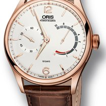Oris 110 Years Limited Edition Rose Gold