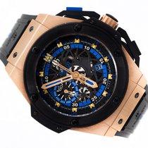 Hublot Big Bang King Power Gold Ltd Euro 2012 48mm