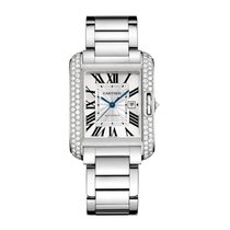 Cartier Tank Francaise Automatic Ladies Watch Ref WT100009