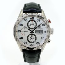 タグ・ホイヤー (TAG Heuer) Carrera Calibre 16 Automatic Chronograph...