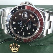 Ρολεξ (Rolex) GMT-Master II Coke 16710 Stainless Steel -...