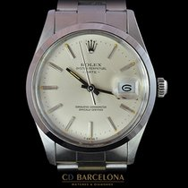 Rolex Oyster Perpetual Date 15000 Box & Papers Top Condition