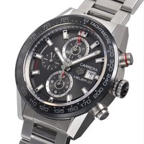 TAG Heuer Carrera 43mm Chronograph Heuer 01