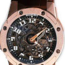 Richard Mille RM63-01 RM 63 Dizz Hands in Rose Gold - Skeleton...