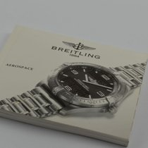 Breitling Anleitung Manual Aerospace Vintage Rar