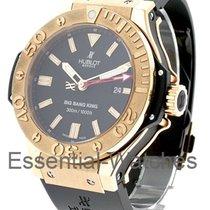 Hublot 322.PX.100.RX Big Bang King in Rose Gold - on Black...