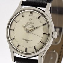 Omega Constellation Chronometer Pie-Pan 167.005 Papers from 1966