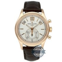 Patek Philippe Complcations Annual Calendar Chronograph 5960R-011
