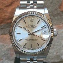 Rolex Datejust 31 78274 lunetta oro bianco
