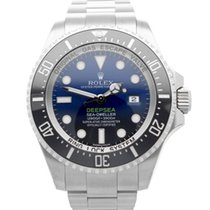 Rolex Sea-Dweller Deepsea D-Blue (09/2016)