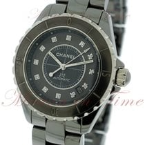 Chanel J12 Chromatic 38mm Automatic, Grey Dial - Ceramic on...