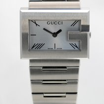 Gucci 100 Lady Silver