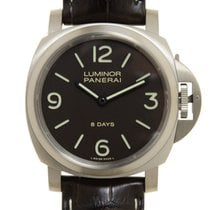 Panerai Luminor Base 8 Days Titanio PAM562
