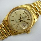 Rolex Day-Date - 1803 - Gold 750 - Goldband - aus 1975