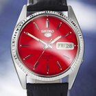 Seiko 5 Day Date 21j Mens Vintage 36mm Automatic Japanese...