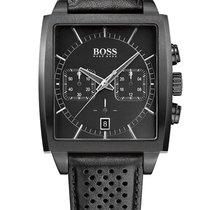 Hugo Boss 1513357 HB-1005 4-eckiger Chronograph 39mm 5ATM