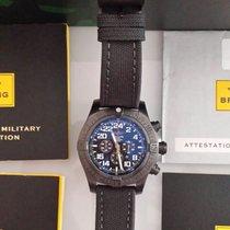 Breitling avenger Military titanio Blacksteel limited 500