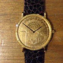 Corum Coin Watch twenty dollars 1899