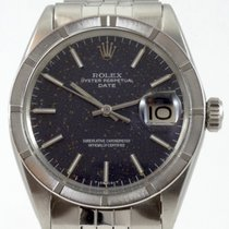 Rolex Date Bleu Holy Grail Circa 1970 Full SET