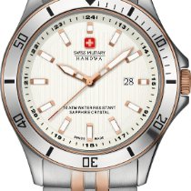 Hanowa Swiss Military Flagship 06-5161.2.12.001 Herrenarmbandu...