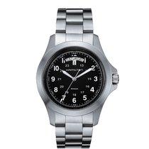 Hamilton Men's H64451133 Khaki Field King Quartz Watch