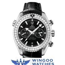 Omega - Seamaster Planet Ocean Co-Axial 45,5 MM Ref. 232.18.46...