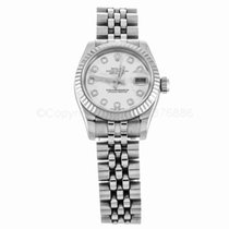 Rolex Lady Datejust 26 Mother of Pearl Diamond Watch (Pre-Owned)